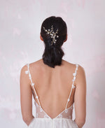 Bridal delicate hair accessory | Elibre handmade