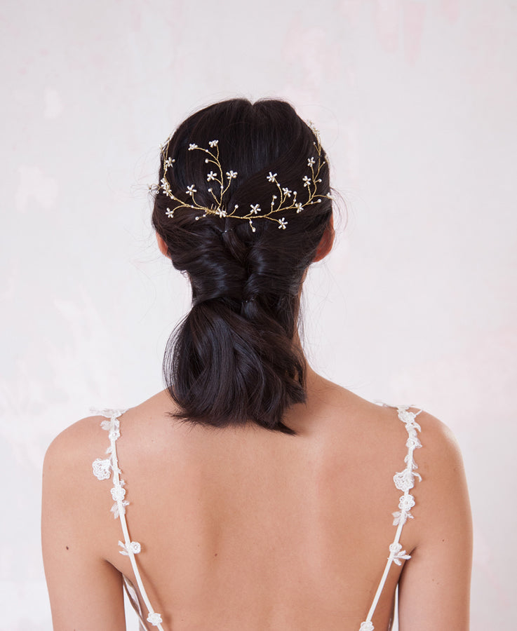 Stellar headpiece