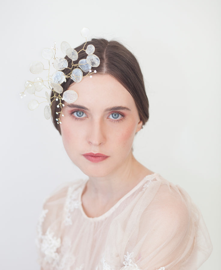 Lunaria headpiece
