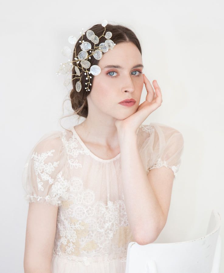 Bridal hair accessory | Elibre handmade
