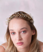Festival magic hair crown | Elibre handmade