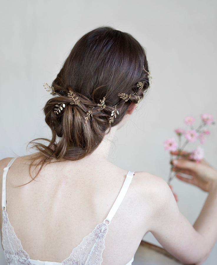 Wedding hair wrap | Elibre handmade