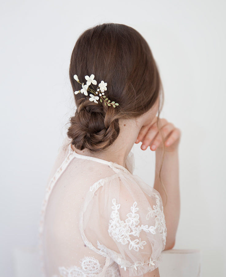Wedding hair accessory | Elibre handmade