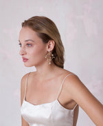 Pearl and crystal jewelry | Elibre handmade
