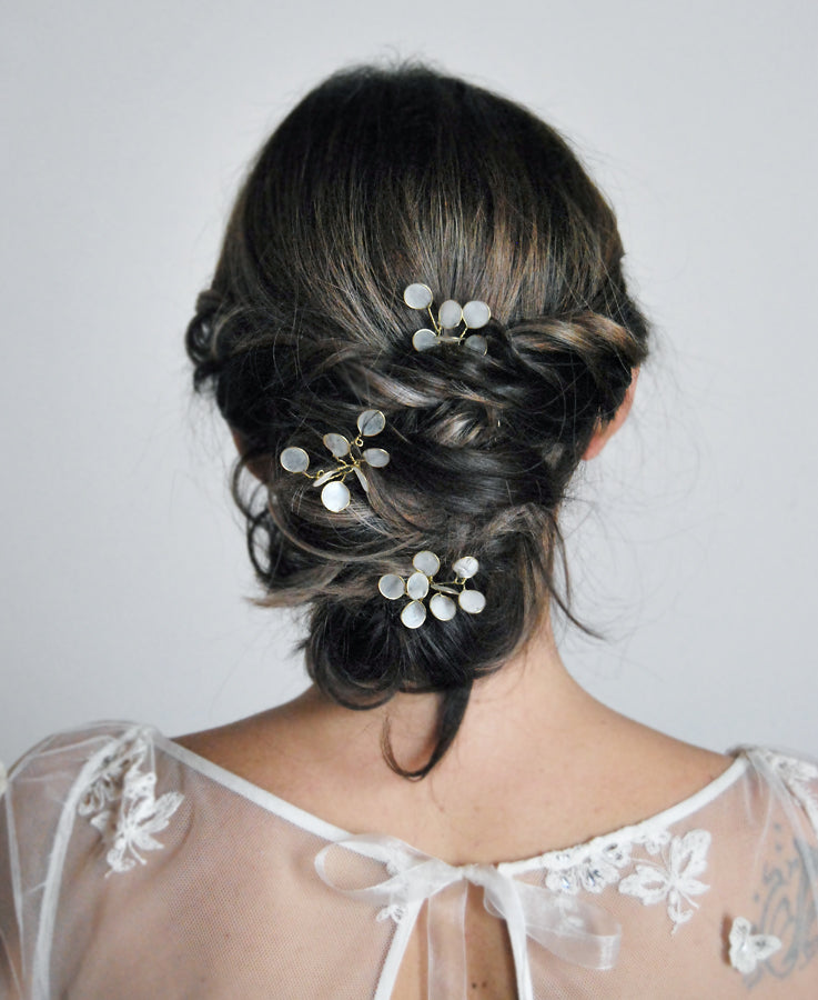 wedding bride hairpins