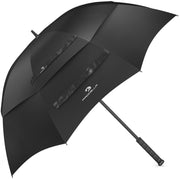"Procella 62"" Golf Umbrella Double Vented Canopy - Auto Open"