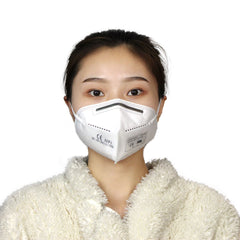 KN95 FACE MASKS, Reusable, Disposable Masks, Protection for Dust Pollen, Virus and more, 5-pack