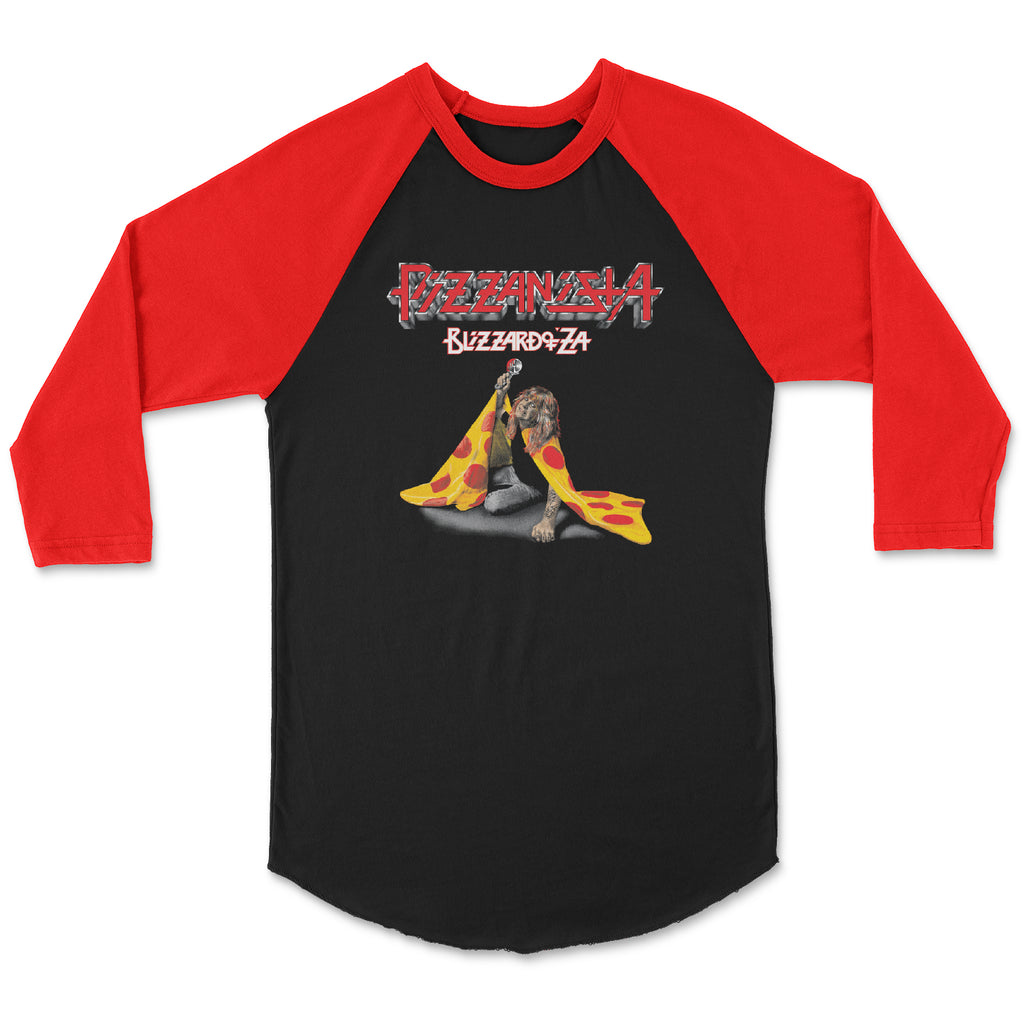 Blizzard of Za Raglan T-Shirt