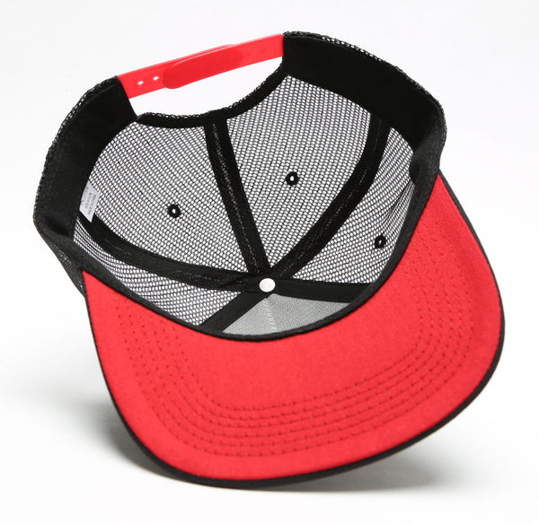 PIZZANISTA! Tongue Snapback Hat