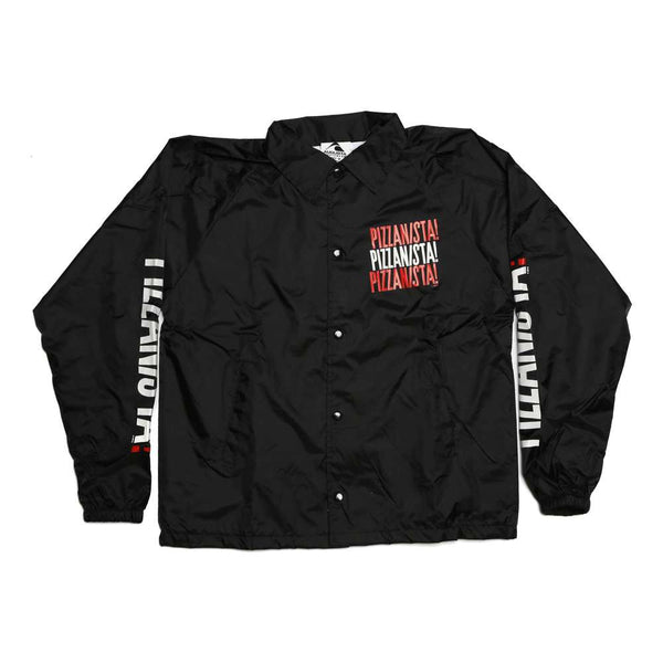 PIZZANISTA! Logo Jacket Front