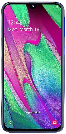 Samsung Galaxy A40 Repair