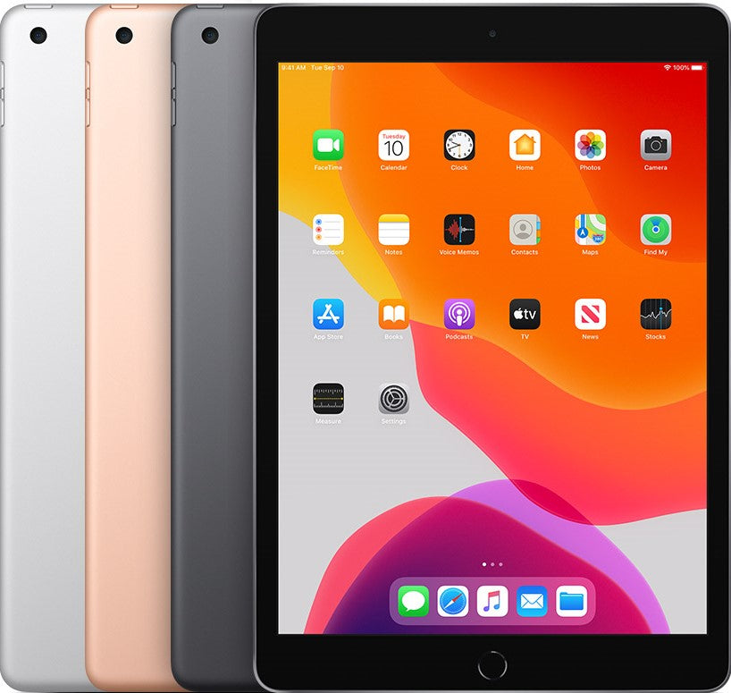 Refurbished Apple iPad 7 (2019) Wi-Fi+Cellular