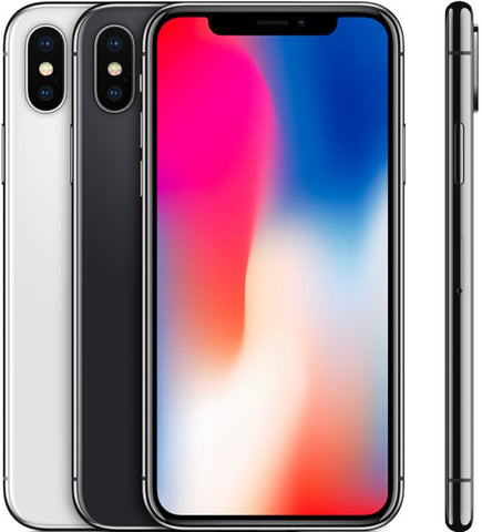 Refurbished Apple iPhone X (No Face ID)