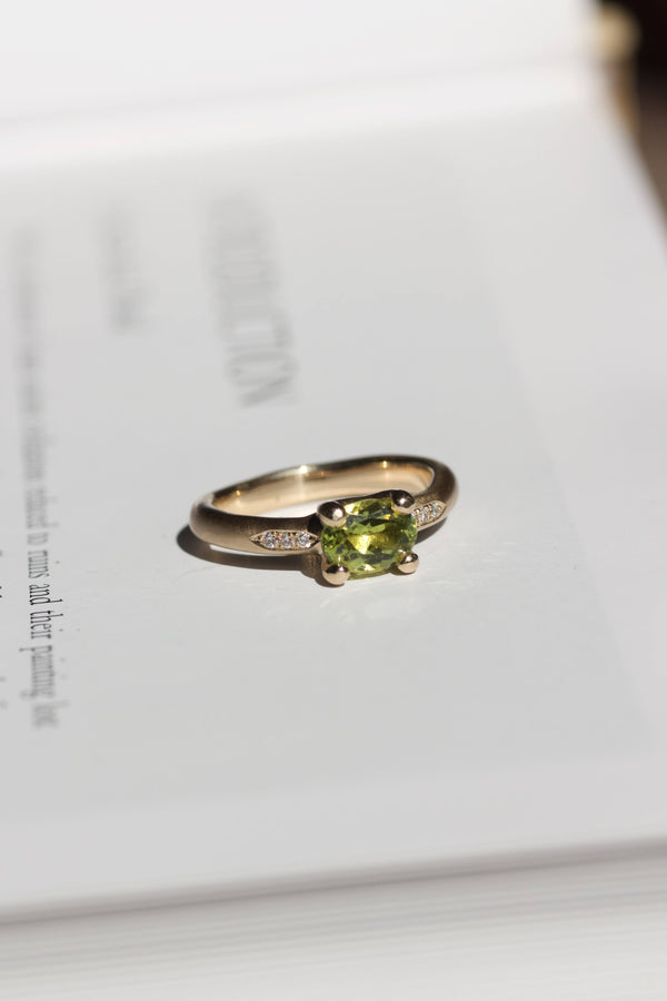 ALL ABOUT / PERIDOT