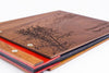Custom Wood Wedding Photo Album - Guestbook - Scrapbook - waldengoods  - 5