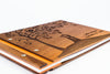 Custom Wood Wedding Photo Album - Guestbook - Scrapbook - waldengoods  - 7