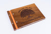 Personalized Wooden Family Photo Album/Scrapbook - waldengoods  - 3