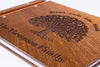Personalized Wooden Family Photo Album/Scrapbook - waldengoods  - 8