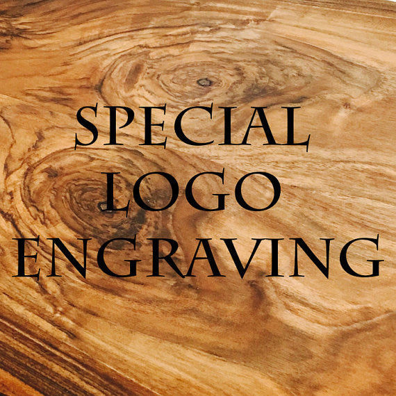 Special Logo Engraving Option - waldengoods  - 1