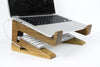 Walnut Wood Laptop Stand-Macbook Stand-Notebook Riser - waldengoods  - 6
