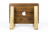Walnut Wood Laptop Stand-Macbook Stand-Notebook Riser - waldengoods  - 8