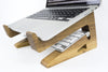 Walnut Wood Laptop Stand-Macbook Stand-Notebook Riser - waldengoods  - 10