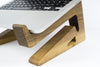 Walnut Wood Laptop Stand-Macbook Stand-Notebook Riser - waldengoods  - 11