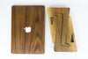 Walnut Wood Laptop Stand-Macbook Stand-Notebook Riser - waldengoods  - 15