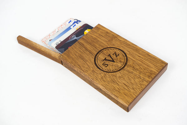 Wooden Card Holder Designs