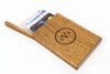 Personalized Wooden Wallet / Card Holder-Mahogany - waldengoods  - 3