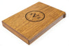 Personalized Wooden Wallet / Card Holder-Mahogany - waldengoods  - 8