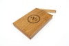 Personalized Mahogany Wood Business Card Holder - waldengoods  - 9