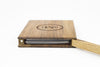 Personalized Wooden Wallet / Card Holder-Walnut - waldengoods  - 5