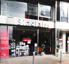 Sinclairs of Sheffield Store Image