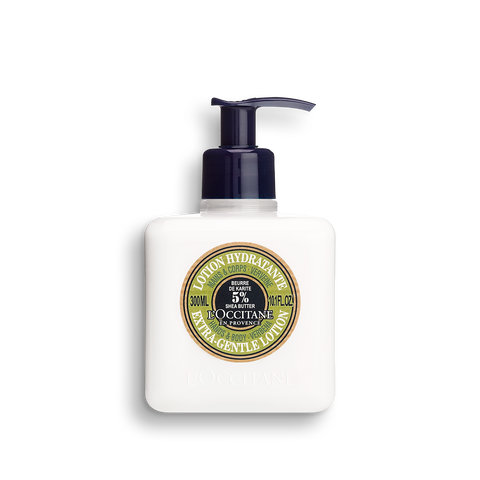 L'Occitane - Shea Butter Hands & Body Verbena Extra - Gentle Lotion
