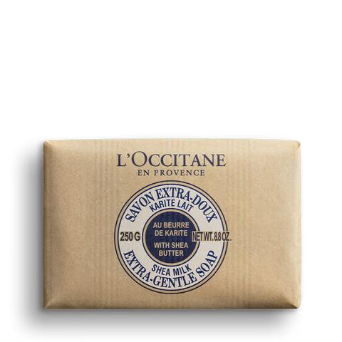L'Occitane - Shea Butter Extra Gentle Soap Milk 250g
