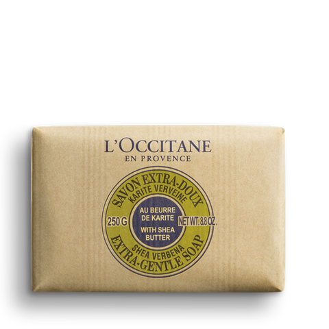 L'Occitane - Milk Shea Butter Extra Gentle Soap - Verbena 250g