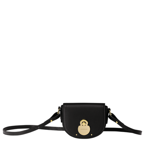 Longchamp - Cavalcade Crossbody Bag XS in Black
