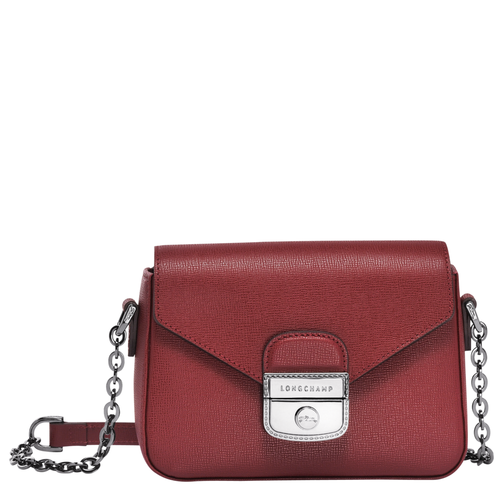 8b812a1f6 Longchamp - Le Pliage Heritage Crossbody Bag in Burgundy – Sinclairs Online