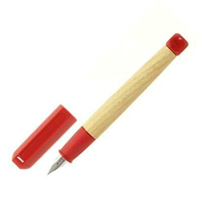 Lamy ABC Fountain Pen - Red