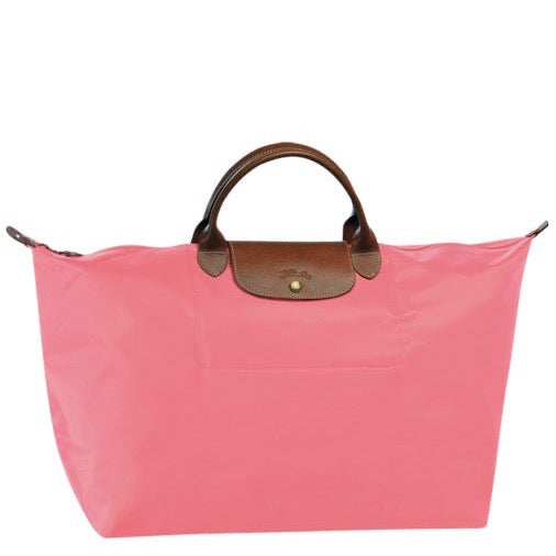 Longchamp - Le Pliage Large Travel Bag in Rose