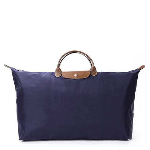 Longchamp - Le Pliage Extra Large Travel Bag in Bilberry