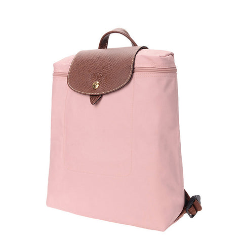 Longchamp - Le Pliage Backpack in Rose