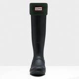 Hunter Original Tall Boot Socks in Dark Olive