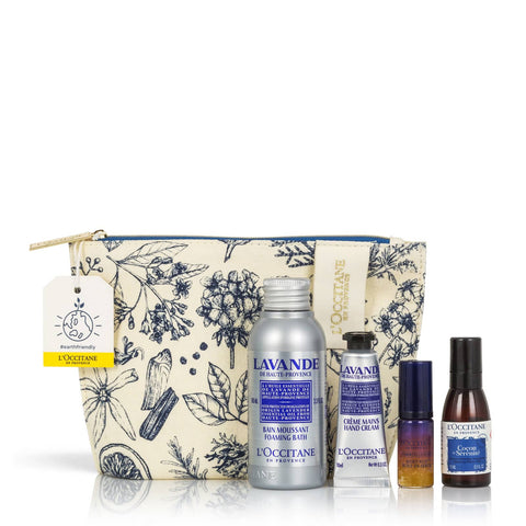 L'Occitane - Rest and Reset Collection