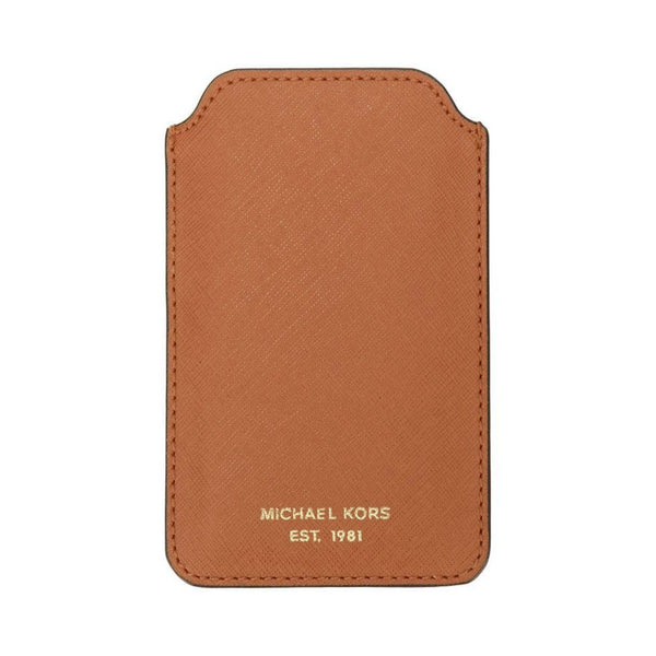 Michael Kors - iphone 5 Case in Tan