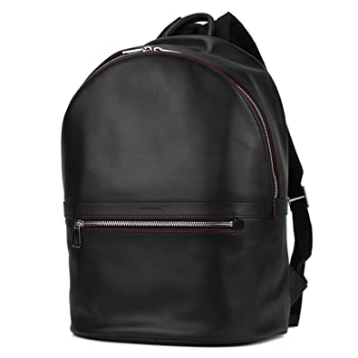Paul Smith - Leather Backpack in Black