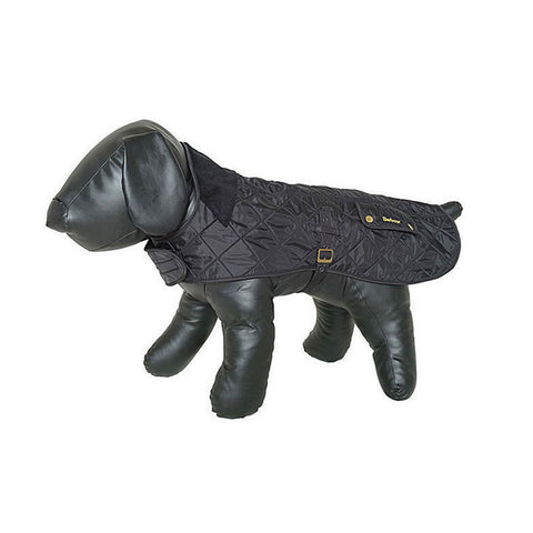 Barbour - Polar Dog Coat in Black - Dog Coat - Sinclairs Online - 1