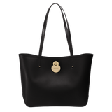 Longchamp - Cavalcade Shoulder Bag in Black