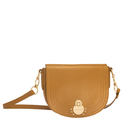 Longchamp - Cavalcade Crossbody Bag in Natural